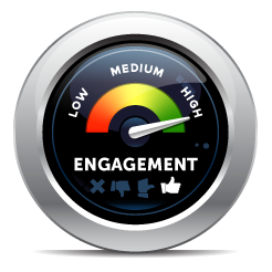 temperature gage customer engagement