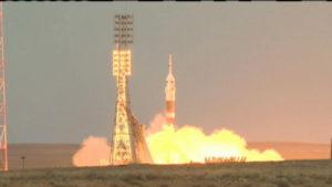 rocket lift-off